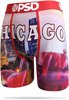 Men's E - Chicago Boxer Brief Underwear