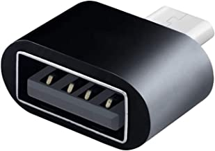 Type-C OTG Adapter for Splitter for Redmi Note 9 Pro Max Type-C OTG Adapter Converter | OTG Data USB Charger Charging Adap...