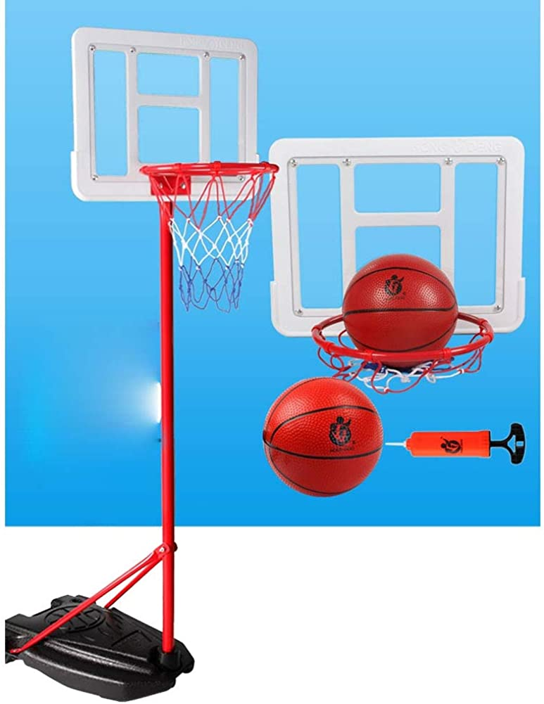 XZYB-lanqj Qxz82 Youth Basketball Rack Boy Outdoor Max 54% OFF Shootin Child Year-end gift