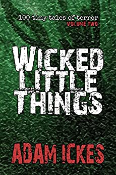 Wicked Little Things (100 Tiny Tales of Terror Book 2) by [Adam Ickes]