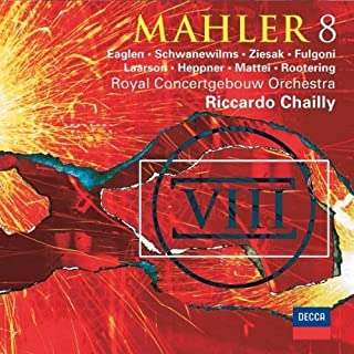 mahler 8 chailly