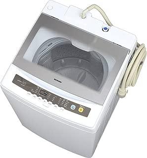 アイリスオーヤマ 全自動洗濯機 8kg 簡易乾燥機能付き IAW-T801