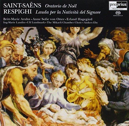 Christmas Oratorio & Lauda Per La Nativita Del Signore