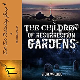 The Children of Resurrection Gardens audiobook cover art