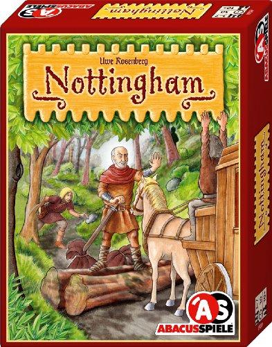 ABACUSSPIELE 06061 - Nottingham, Kartenspiel