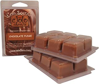 3 Pack Soy Wickless Candle Bar Wax Melts (Chocolate Fudge)