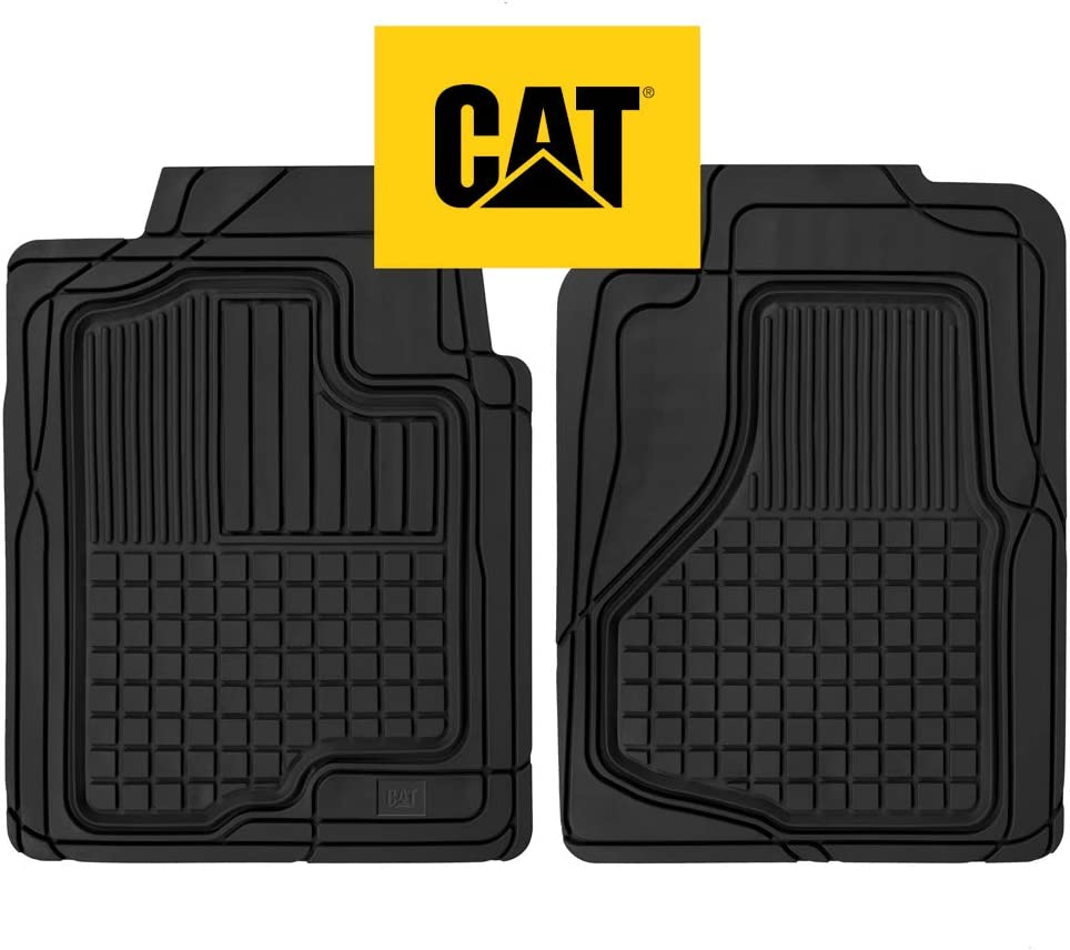 Max 82% OFF Caterpillar CAT New sales Large Heavy Duty Tot Odorless Rubber Floor Mats