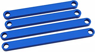Blue Aluminum Camber Arms for Traxxas Rustler and Stampede 2WD