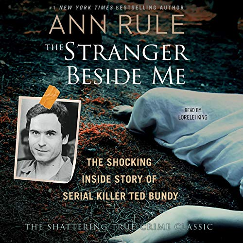 The Stranger Beside Me audiobook cover art