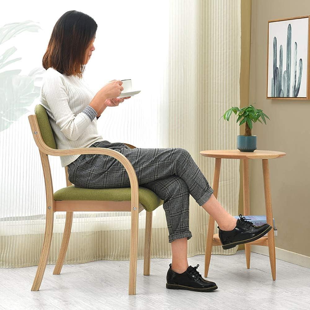 Chaise salle à manger, Accueil Chambre Président Ordinateur Petit déjeuner Chaise Cuisine Bureau en bois Chaise haute Réunion Contre (Color : Gray) Gray