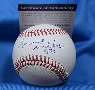 BERNIE WILLIAMS PSA DNA Coa Autograph Major League OML Hand Signed Baseball