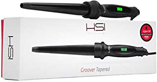 HSI Professional グルーバー1インチテーパカーリングワンド Groover 1 Inch Tapered Curling Wand (並行輸入品)