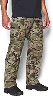 Under Armor Men's Storm Tactical Camo Patrol Pants