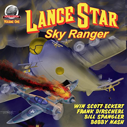 Lance Star-Sky Ranger, Volume 1 audiobook cover art