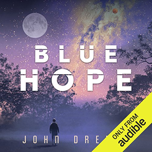 Blue Hope audiobook cover art