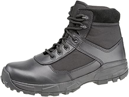 Grafters 'COVER' Non Metal Lightweight Combat Boot : boots