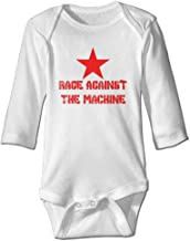 Baby Rage Against The Machine Anarchy Infant Cotton Personalized Bodysuit