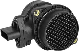 Mass Air Flow Sensor Meter Compatible for 97-08 Audi A4 & 98-05 Volkswagen VW Beetle & 01-06 Seat Leon Fit 0280218063 6A906461L (5 Prong)