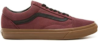 Unisex Shoes Old Skool (Gum Outsole) Catawba Grape Sneakers (10.5 D(M) US Men)