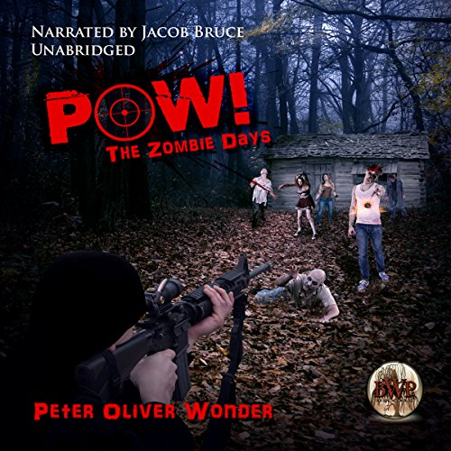 The Zombie Days audiobook cover art