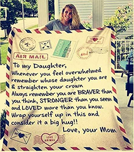 LOVINSUNSHINE Birthday Gift to Daughter from Mom Love Letter to...