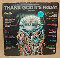 Thank God It's Friday (The Original Motion Picture Soundtrack) - Various 2LP