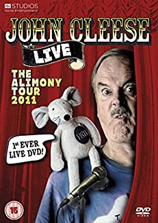 John Cleese Live - The Alimony Tour 2011