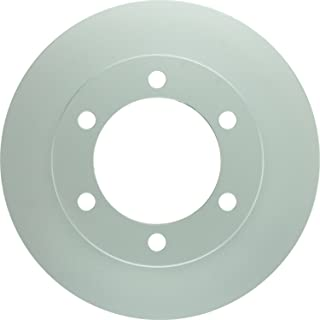 Bosch 50011222 QuietCast Premium Disc Brake Rotor For Toyota: 1996-2002 4Runner, 1995-2004 Tacoma; Front