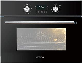 Horno ELECTRICO INFINITON 45CM (Medio, 40L, Eléctrico, Integrado, Display LED, 2750W) (Negro)