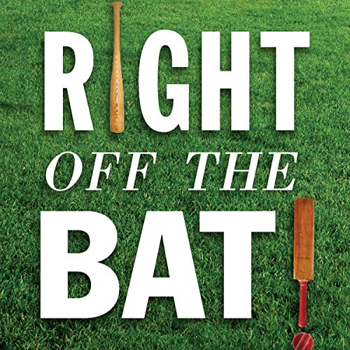 Right Off the Bat audiobook cover art
