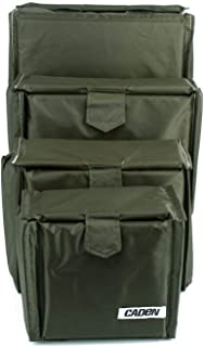 Waterproof Camera Insert Bag Large Capacity Multi-Function Backpack (Color : Army Green, Size : S)