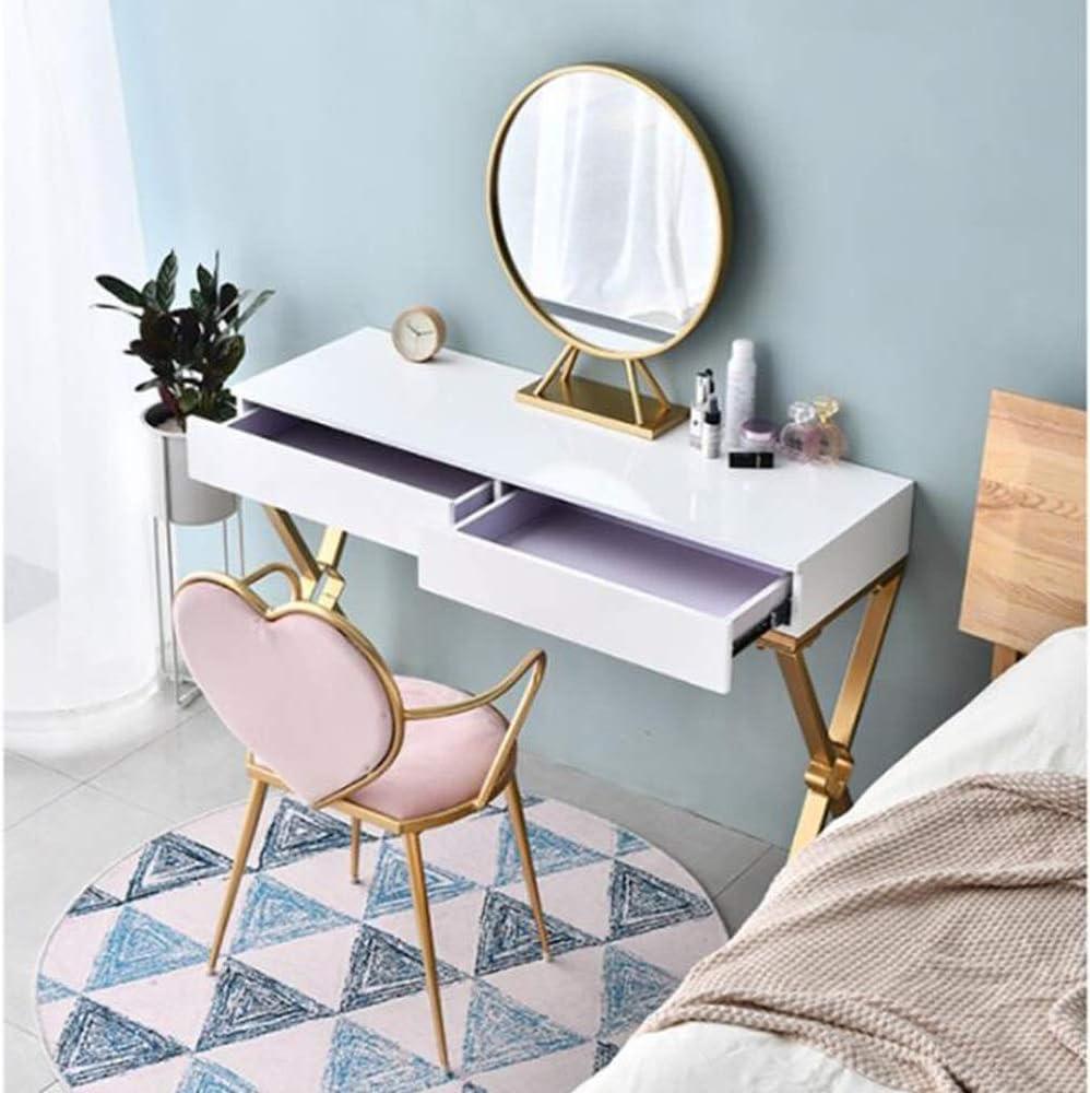 Chaise de salle, Fauteuil d'appoint Chaise longue conférence Chaise Accueil Salon Coin salle Chaise avec dossier (Color : Pink) Pink