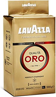Lavazza Qualità Oro Ground Coffee, 1kg