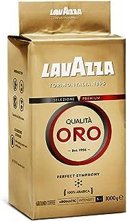 Lavazza Qualità Oro Ground Coffee, 1kg