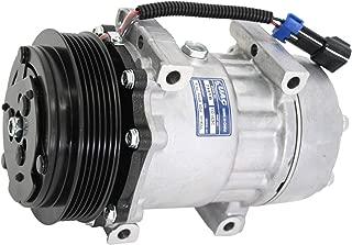 Kenworth T600 T800 W900 Sanden Type AC Compressor