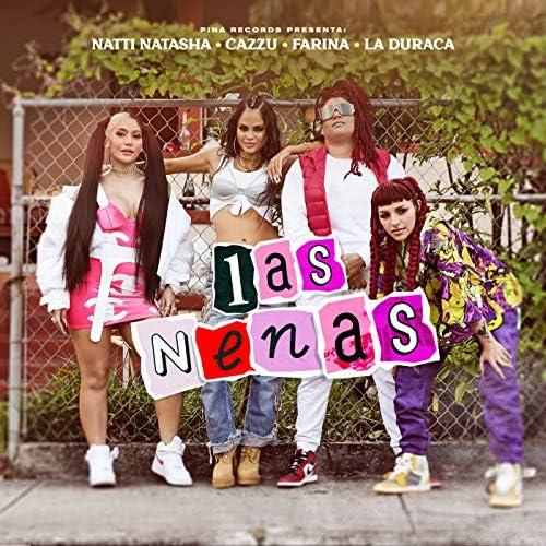 Natti Natasha, Cazzu & Farina feat. La Duraca