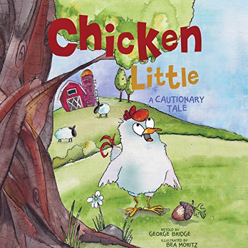 Chicken Little audiobook cover art