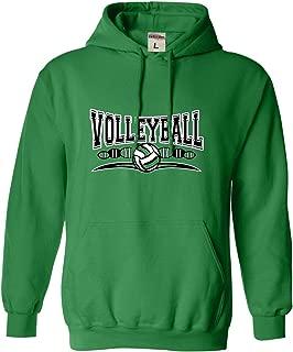 Adult Volleyball Cool Design Sweatshirt Hoodie