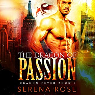 The Dragon of Passion cover art