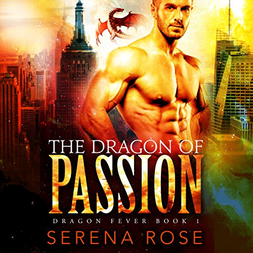 The Dragon of Passion audiobook cover art
