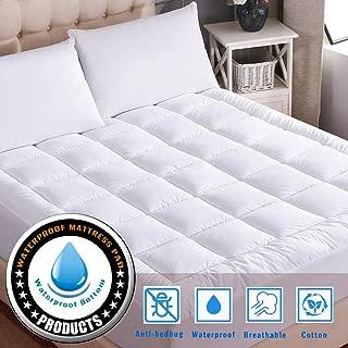 Best down alternative pillow top mattress pad Reviews