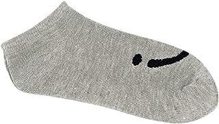 JiaMeng 1 Pares Calcetines Cortos de Mujeres cómodas Zapatillas de Calcetines de algodón de Color Caramelo Calcetines Cortos de Tobillo