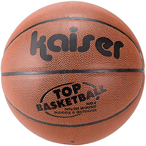 Kaiser(カイザー) PVC バスケット ボール 6号 KW-482 BOX入り 中学生女子~一般女子用 練習用 レジャー ファミリースポーツ