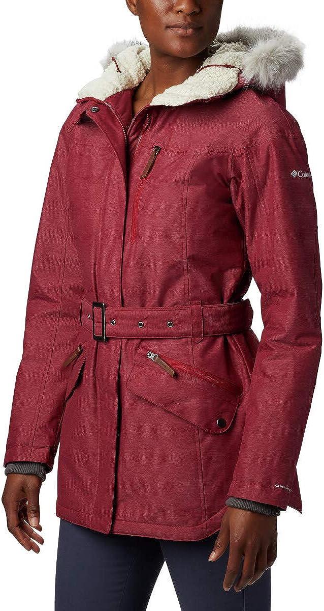 Columbia Women's Carson Ranking TOP17 Pass San Francisco Mall II Thermal Jacket Warmt Reflective