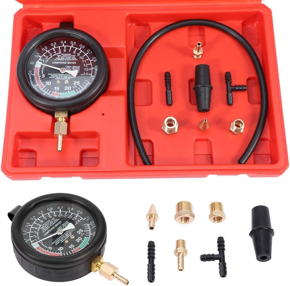 Fuel Injection Gauge Pressure Tester Test mart System Popularity Tool K Pump Car