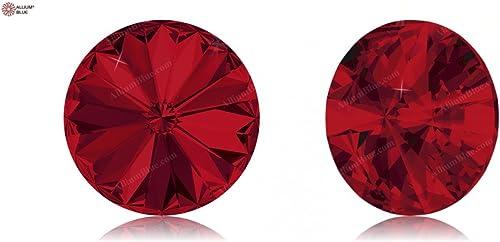 en stock Cristales de Swarovski 631609 Piedras rojoondas 1122 SS 47 47 47 Light SIAM F, 288 Piezas  envío rápido en todo el mundo