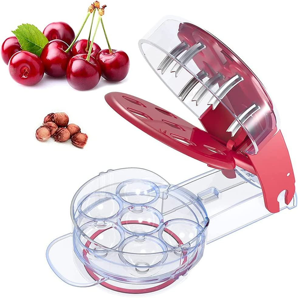 Cherry Pitter Seed Removing Tool, Home Office Travel Cherry Ston