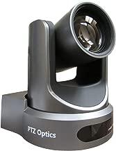 PTZOptics 12X-NDI-GY, 12x Lens NDI Camera, Gray