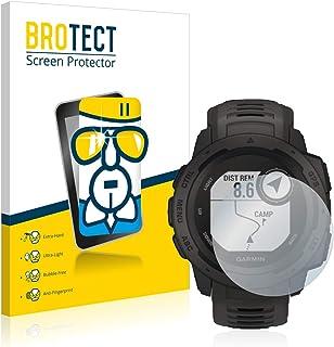3-Pack ELYCO for Garmin venu Screen Protector Case, TPU Scratch-Resist Frame Protective Cover Full Coverage Anti-Scratch//Anti-collision Case for Garmin venu Black+Rose Gold+Clear