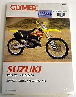 Best 1998 rm 125 manual Reviews
